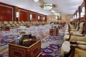 InterContinental Abu Dhabi Liwa Majlis Ballroom