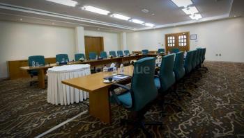 Mirfa Hotel Abu Dhabi Meeting Room 1