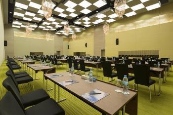 Park Arjaan by Rotana Abu Dhabi Ballroom Terrace