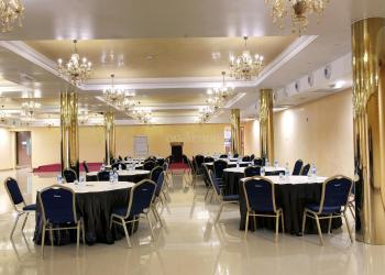 BON Hotel Elvis Lucy Hall