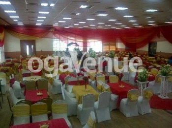 520 Kolanut Conference and Event Centre