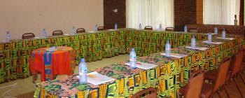 Afrikiko River Front Resort Hall