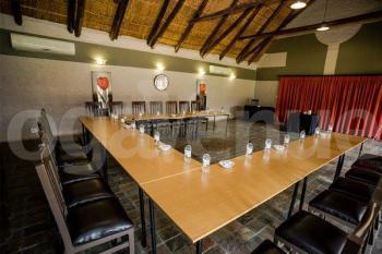 Bains Lodge Springbok Venue