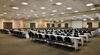 Birchwood Hotel and OR Tambo Conference Centre Atrium Centre Baobab Room