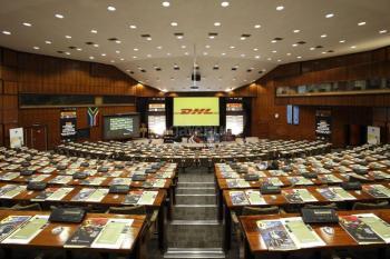 CISR International Convention Centre Diamond Auditorium
