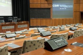 CISR International Convention Centre Ruby Auditorium