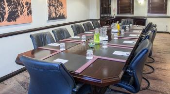Centurion Lake Hotel Fenners Boardroom