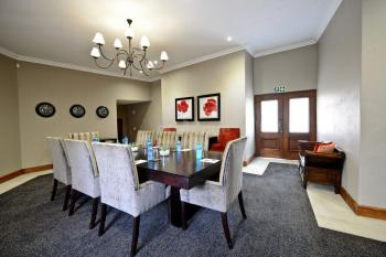 Diep In Die Berg Conference and Function Centre Boardroom