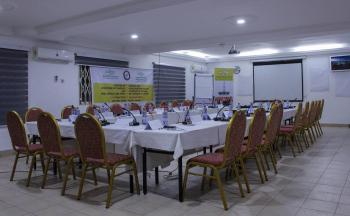 Central Hotel Osu Conference Hall
