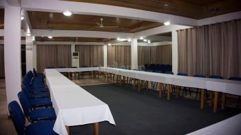 Afia Beach Hotel Hall