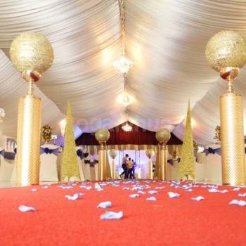 Art Nouveau Event Centre Big Tent