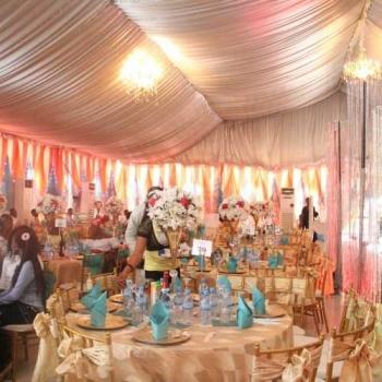 Art Nouveau Event Centre Mini Banquet Hall