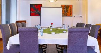 The Vic Hotel Maboko Meeting Room