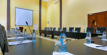 The Vic Hotel Ndere Conference Room