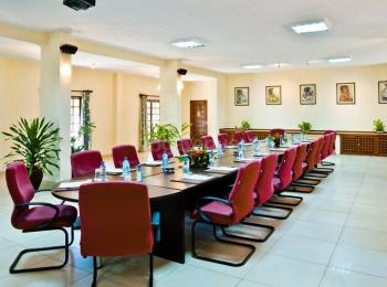 Leopard Beach Resort and Spa Athena Conference Room