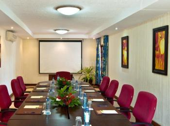 Leopard Beach Resort and Spa Pambazua Meeting Room
