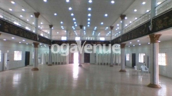 Alinco African Event Palace