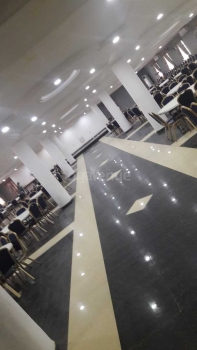 Regional Hotel Hall