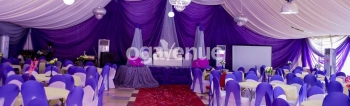 AES Luxury Apartments Event Hall