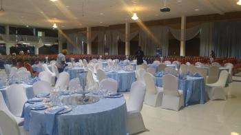 D podium International Event Center