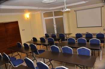 Geplaw Consults Training Hall