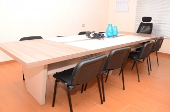 Innovation Centre Lekki Boardroom