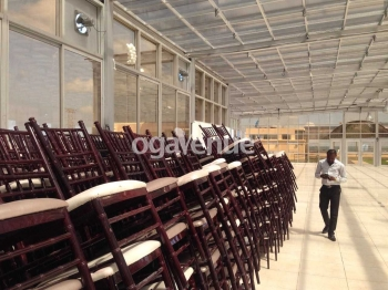 Lekki Coliseum The Skyview Hall