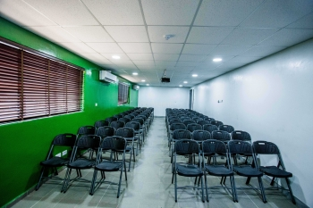 The ILX Center Lekki Terra Room