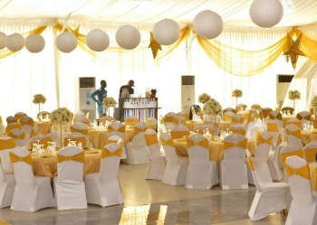 Canaanland Events Centre