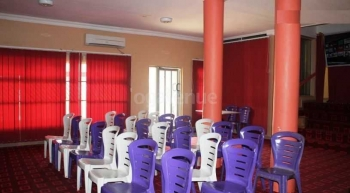 Divine Fountain Hotel Conference Hall