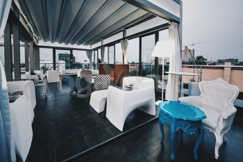 Maison Fahrenheit Hotel Roof Top