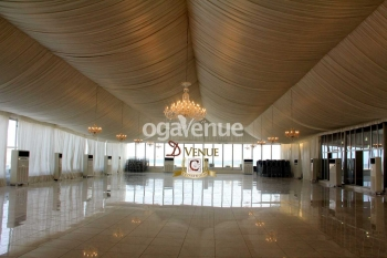 D Venue Marquee