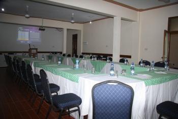 Pavilion Holiday Resort Conference Room