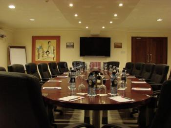 Royal Court Hotel Board Room