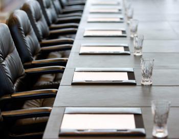 The Shaza Executive Boardroom