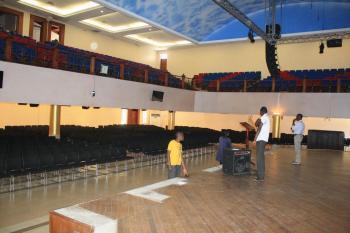 All Saints Cathedral Trinity Center Auditorium