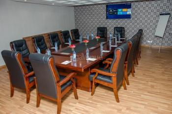 Best Western Plus Meridian Hotel Boardroom