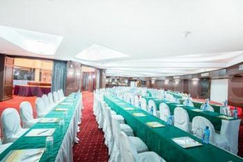 Nairobi Safari Club Hotel Mawingo Event Room