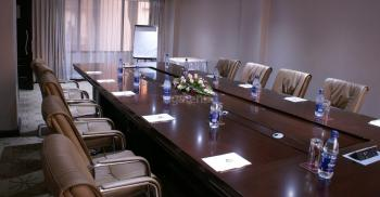 The Clarion Hotel Board Room