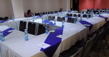 The Clarion Hotel Meeting Room