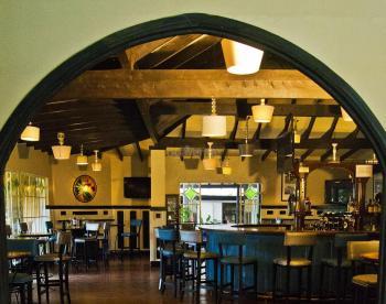 Tamambo Karen Blixen Coffee Garden Dining Room Inside