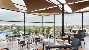 Four Points by Sheraton Hurlingham Nairobi Rooftop Lounge