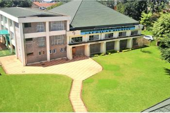 Desmond Tutu conference centre Garden