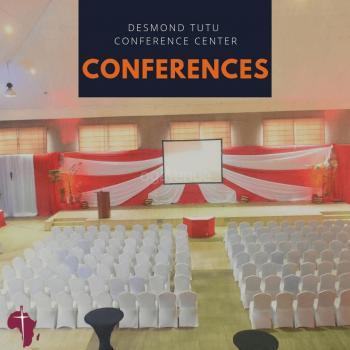 Desmond Tutu conference centre Hall