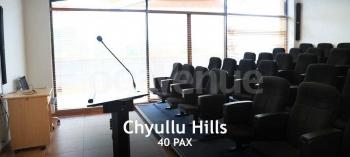 Apollo Centre Chyullu Hills Auditorium