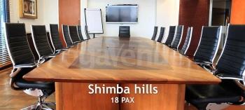 Apollo Centre Shimba Hills Boardroom