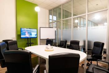 The Mint Hub Small Boardroom