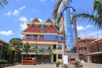 Nuru Palace Hotel Main Hall