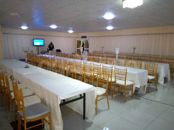 H3 Events Centre Habitat Hall