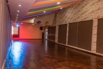 Bollads Event Centre Gallery Hall